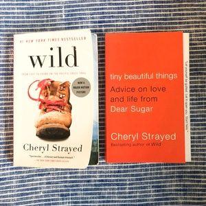 Other - Cheryl Strayed Book Bundle